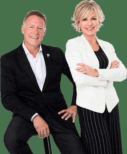 Cynthia & Pierre Charron